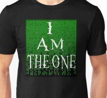 I Am The One - The Matrix Unisex T-Shirt