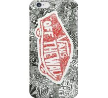 Vans Off the Wall logo iPhone Case/Skin