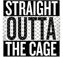 Straight outta the cage Photographic Print