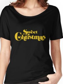 Sweet Christmas Women's Relaxed Fit T-Shirt