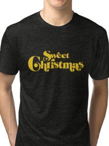 Sweet Christmas Tri-blend T-Shirt