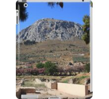 View into history iPad Case/Skin
