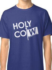 holy cow - cubs world series champs Classic T-Shirt