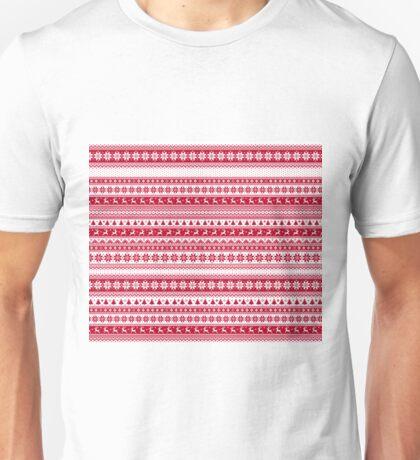 Nordic - Scandinavian Christmas Unisex T-Shirt