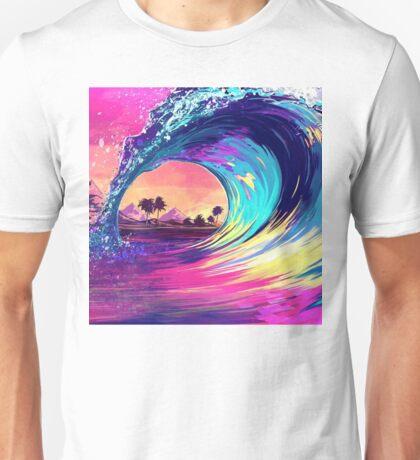 Ocean - The Boxer Rebellion Ocean Album Cover Unisex T-Shirt