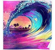 Ocean - The Boxer Rebellion Ocean Album Cover Poster
