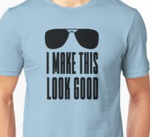 I Like This Look Good - Men In Black Unisex T-Shirt