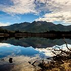 Reflecting the Mountain by Shane Viper
