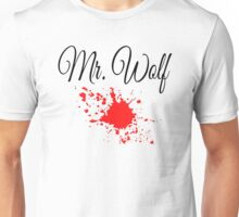 Mr. Wolf - Pulp Fiction Unisex T-Shirt