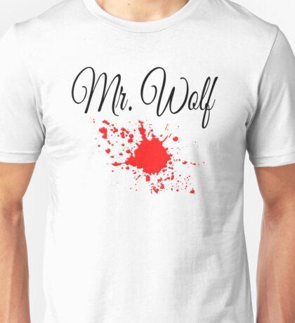 Mr. Wolf - Pulp Fiction Unisex T-Shirt