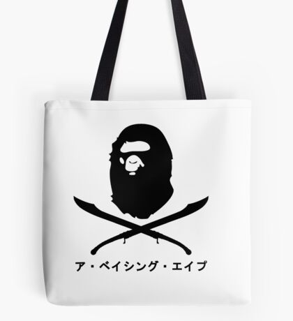 Bape x Pirate Tote Bag
