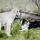 Izzy and Muddy by Sherry Cummings