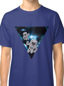 Puppies Lost in Space Classic T-Shirt