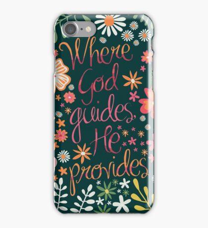 Isaiah 58:11 iPhone Case/Skin