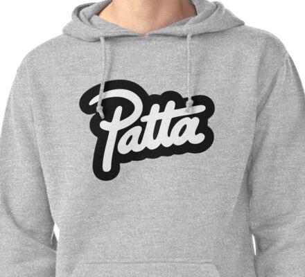Patta Pullover Hoodie