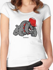 MAD DOG Women's Fitted Scoop T-Shirt
