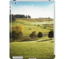 New Zealand Farm iPad Case/Skin