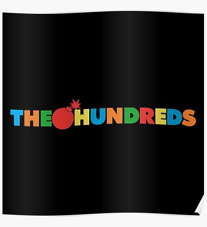 The Hundreds Poster