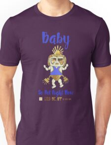 Baby Blue - So Hot Right Now Unisex T-Shirt