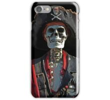 Captain Black...Arrrrrrh iPhone Case/Skin