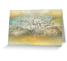The birdy tree ... Greeting Card