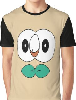 Rowlet Graphic T-Shirt