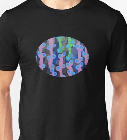 luz violeta 1 Unisex T-Shirt