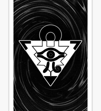 Millennium Puzzle! (Yu-Gi-Oh) Sticker