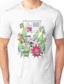 Brain Cell Lab Meeting Unisex T-Shirt