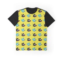 Itchy and Scratchy (Simpsons) Graphic T-Shirt