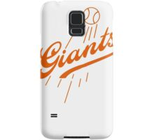 Giants Re-Imagined (Dodgers) Samsung Galaxy Case/Skin