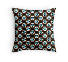 Sixth Side Mystery Throw Pillow