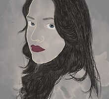 Kat Dennings by Macey Radburn