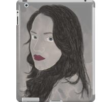 Kat Dennings iPad Case/Skin