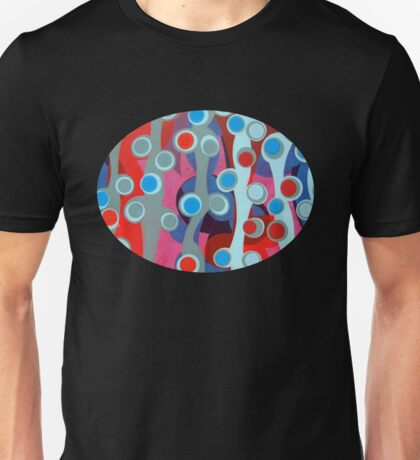 la ventana es un acuario Unisex T-Shirt