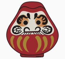Cute Daruma doll Baby Tee