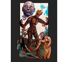 "Guardians Of Eden or ""Guarden"" Of Eden Photographic Print"