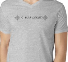 OUTLANDER Je suis prest Design  Mens V-Neck T-Shirt