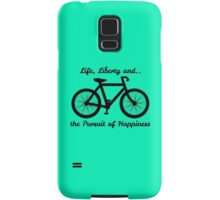 Life, Liberty and the Pursuit of Happiness Samsung Galaxy Case/Skin