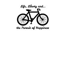 Life, Liberty and the Pursuit of Happiness Photographic Print