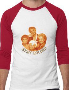 Golden Girls Stay Golden Men's Baseball ¾ T-Shirt