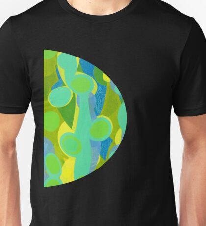 la luz arrastra en su desastre todo lo que ilumina Unisex T-Shirt