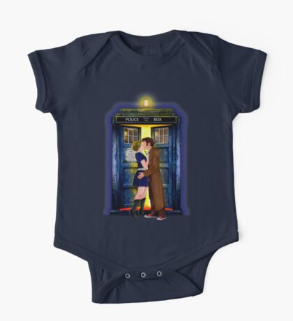 The last kiss from the Doctor One Piece - Short Sleeve