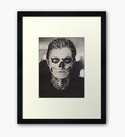 American Horror Story Tate Framed Print