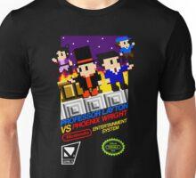 Professor Layton VS Phoenix Wright NES Unisex T-Shirt