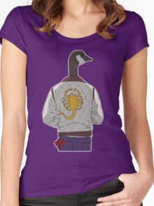 Ryan Goosling Women's Fitted Scoop T-Shirt