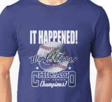 chicago world series Unisex T-Shirt