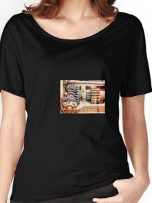 Chaff Cutter Mechanism 2 Women's Relaxed Fit T-Shirt