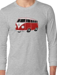Colour Me Combi Long Sleeve T-Shirt