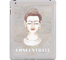 Buddha - Concentrate iPad Case/Skin